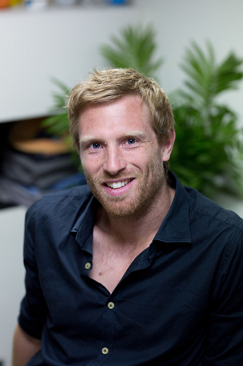 Kenny Merlevede senior Physiotherapist, founder and director of PhysioK
