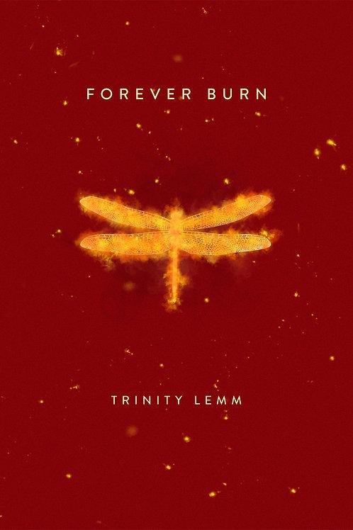 Forever Burn Signed Copy