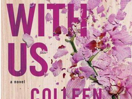 """It Ends With Us"" By Colleen Hoover"