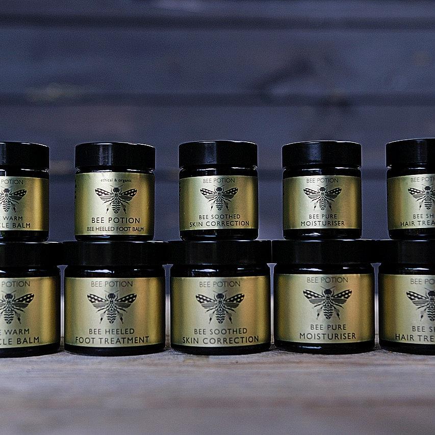 Bee Warm Muscle Balm