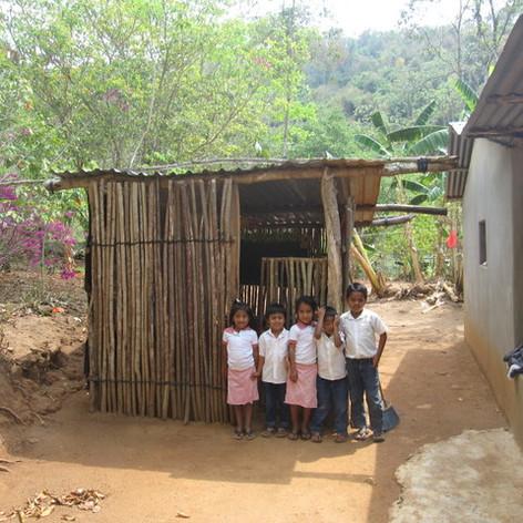 El Manatial School-before