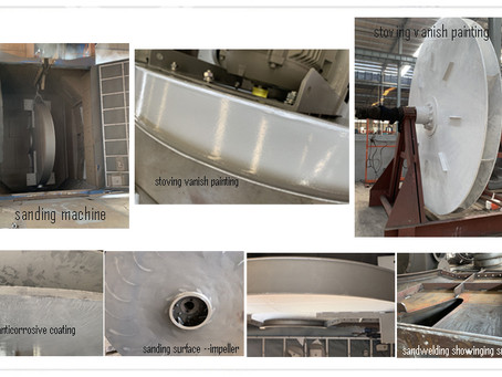 Motexo Vent--Fans and Blowers Manufacturing Details