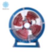 forecd axial fan boxing motexo industrie