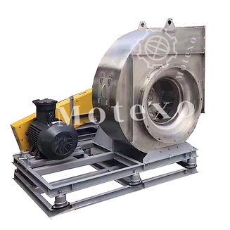 centrifugal fan blower boxing motexo ind