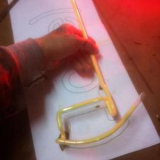 Atelier Neon ⭐️ #artenovidro #neon #letr
