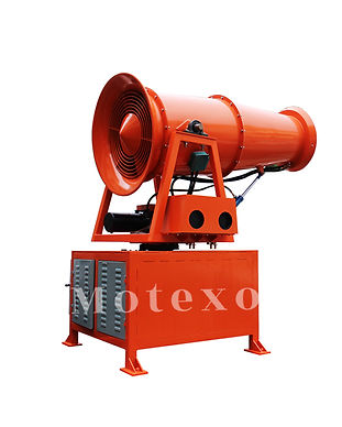 motexo Spraystream Mist spray Cannon for
