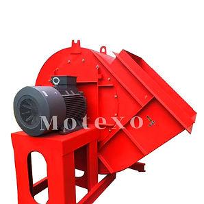 industrial centrifugal blower gas exhaus