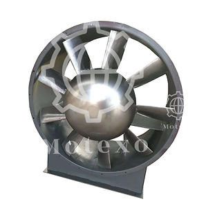 metro tunnel axial fans boxing motexo in