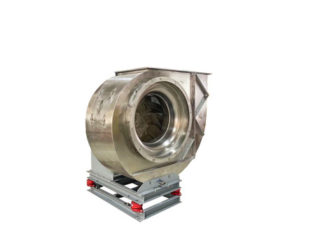 Stainless Steel Centrifugal Fan for Heavy Duty Industry Ventilation