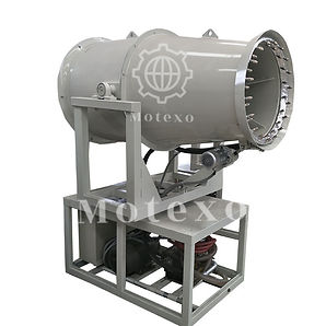 sprayer blower fan to spray disinfectant