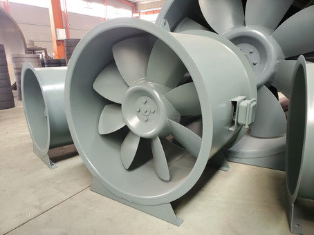Design and Analysis of Comprehensive Performance Test Platform for Fire Exhaust Fan