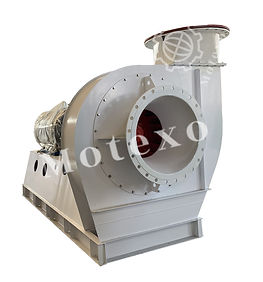 motexo industries centrifugal blower and