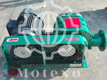 Introduction of Motexo Roots Blower