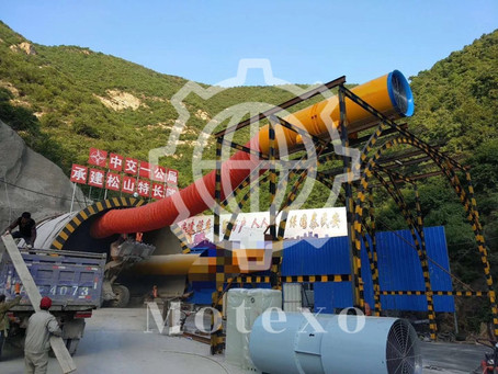 China Tunnel Jet Fan Customer Cases