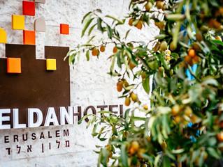 מלון אלדן ירושלים הגדיל ב 218% את כמות המשובים ב-TripAdvisor