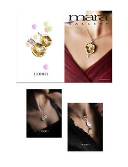 Photography and Design: Mara jewellery