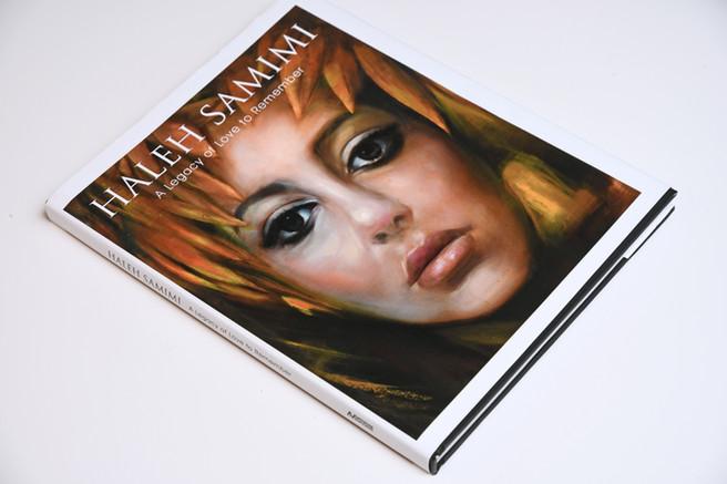 Book design: Haleh Samimi