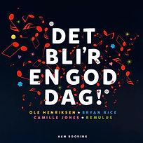 Remulus - Det Blir' En God Dag - Tracks