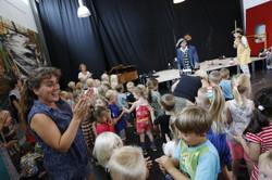 Dans og sang med Münchhausen