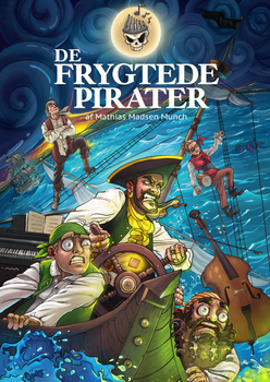 De Frygtede Pirater _ lowres plakat