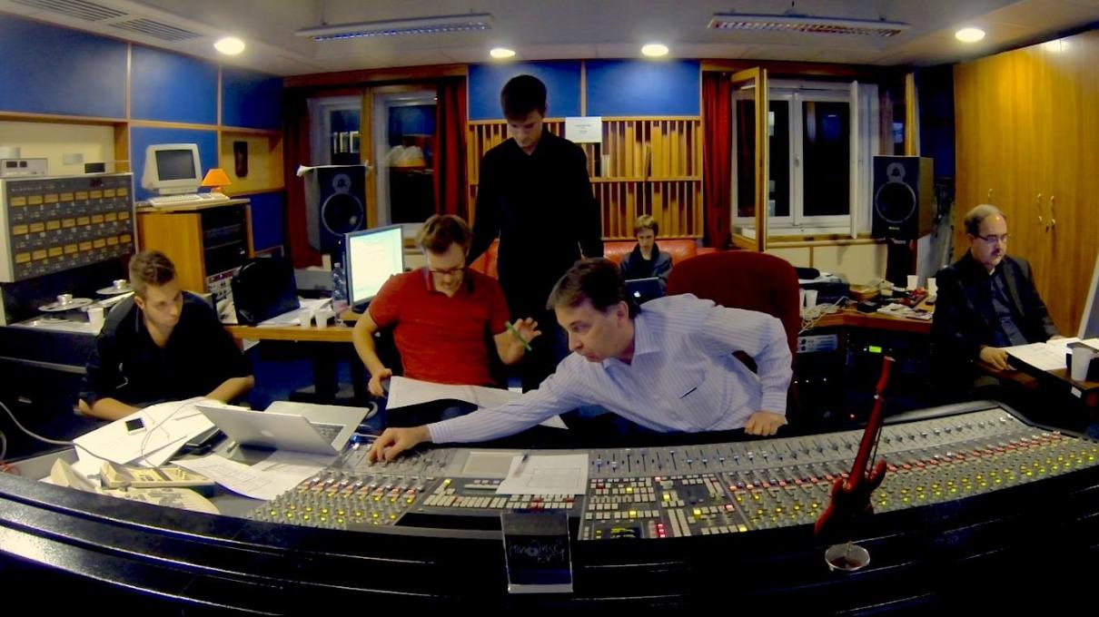 Recording w/ symphony orchestras