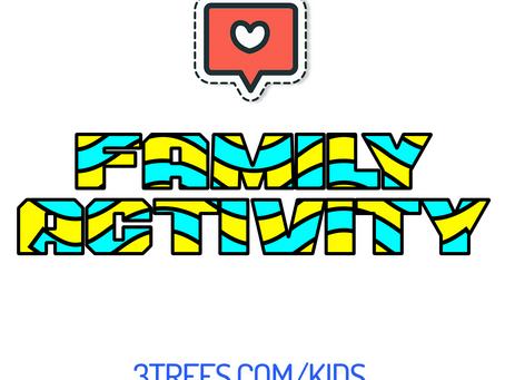 FAMILY ACTIVITY | July 3