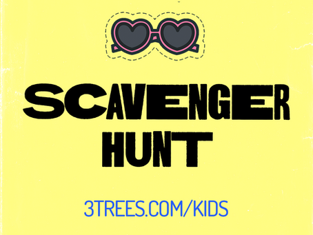 ABC Scavenger Hunt