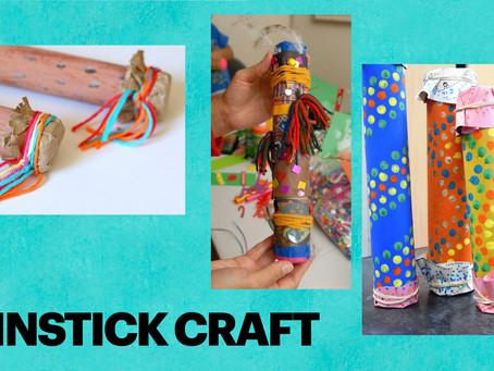 CRAFT | Rain Stick