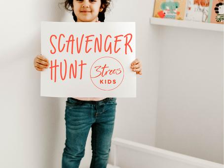 God's Promises Scavenger Hunt