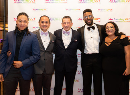 Pride Center of New Jersey Gala Celebrates 25 Years Serving the Community