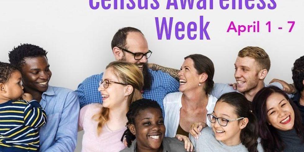 Virtual Census Awareness Week
