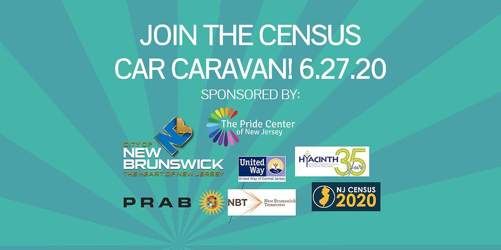 Census Car Caravan!