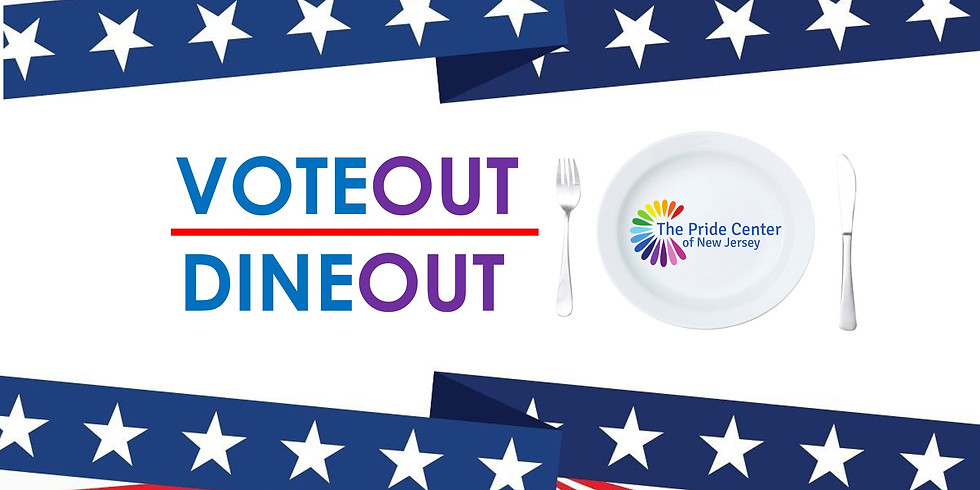 VOTE OUT/DINE OUT Sept. 19 & 20