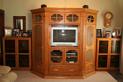 Ed _ Kim Entertainment center 010.jpg