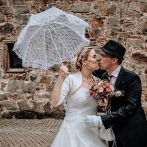 Hochzeitstraum Burg Wissem in Troisdorf