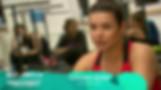 Just Jump Fitness Warszawa Adrianna Mońko i Agnieszka Szaniawska instruktor fitness w telewizji TVP programie misja kondycja opowiada i pokazuje jak wyglądają zajęcia fitness na trampolinach