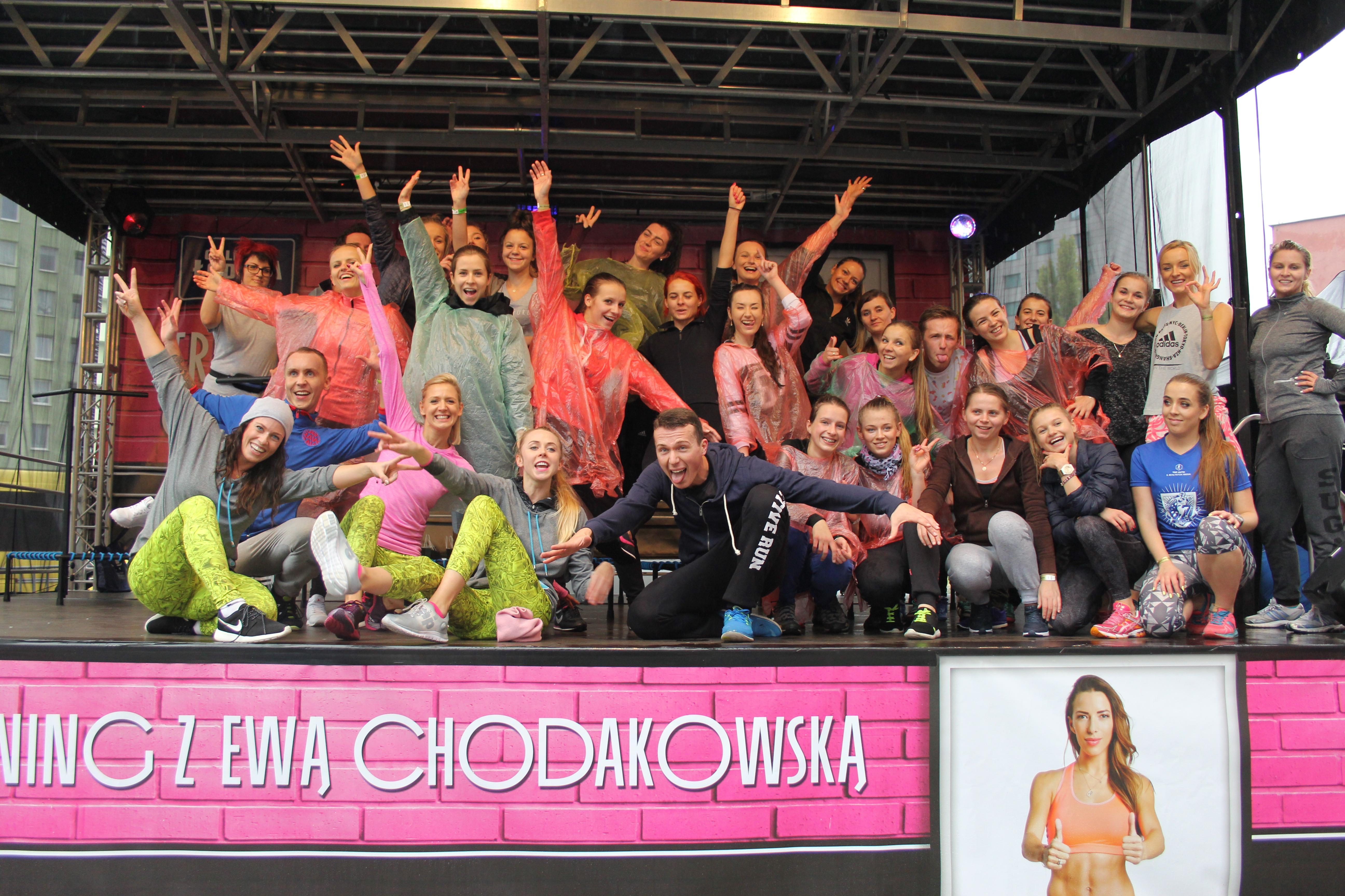 just jump fitness saport ewa chodakowska