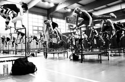 trampoliny Just Jump Fitness