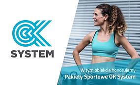 honorowana karta sportowa OK System na zajęciach fitness w klubie Just Jump Fitness Warszawa