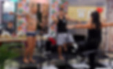 Just Jump Fitness Warszawa i Agnieszka Szaniawska instruktor fitness gości w domu ekipy z programu Warsaw Shore telewizji MTV gdzie opowiada o zajęciach fitness na trampolinach i wraz z uczestnikami ćwiczy