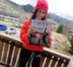 Magazyn Zwierciadło a w nim Agnieszka Szaniawska instruktor fitness z Just Jump Fitness Warszawa opowiada o prawidłowym podejściu do treningu czyli trenuj z głową