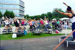 just jump fitness Agnieszka Szaniawska 17 URODZINY SHAPE
