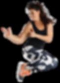 Agnieszka Szaniawska instruktor fitness na trampolinach Just Jump Fitness