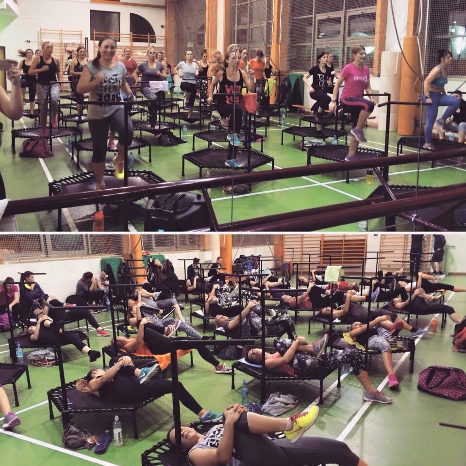 Just Jump Fitness Praga Południe