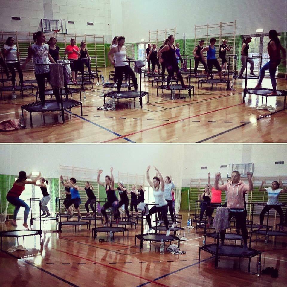 Just Jump Fitness Warszawa Targówek