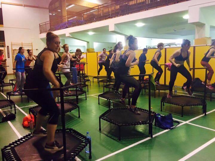 Just Jump Fitness Warszawa Praga