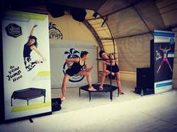 Just jump Fitness w La Paya