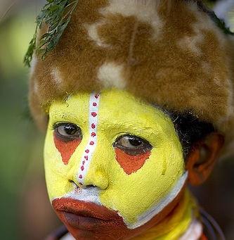 Papua Nueva Guinea, tan lejos y... tan cercano