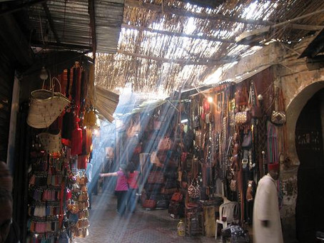 Marrakech, la ciudad de oro
