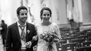 Un mariage d'Hiver à la Ferme des Templiers à Verlinghem